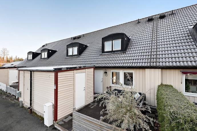 Bild: 3 rum bostadsrätt på Tättingvägen 20, Värnamo kommun Vråen