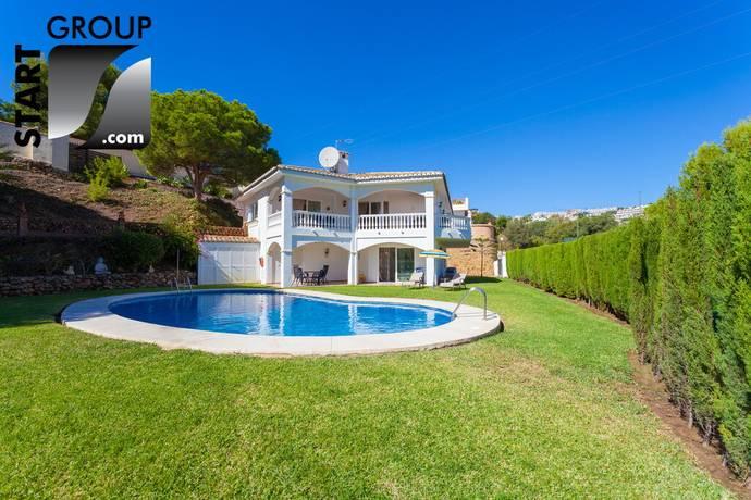 Bild: 5 rum villa, Spanien Mijas Costa, Málaga