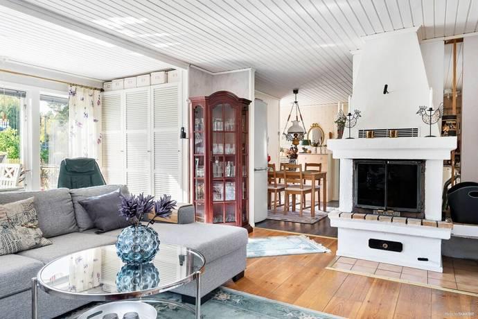 Bild: 3 rum villa på Timmermansvägen 13, Norrtälje kommun Västanvik