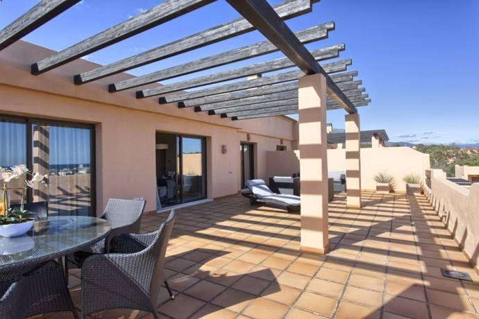 Bild: 4 rum bostadsrätt på Costa del Sol, Casares, Spanien