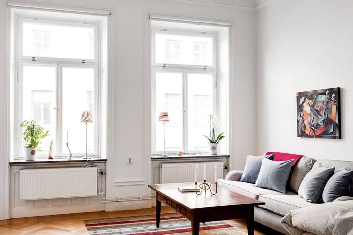 Bild: 1 rum bostadsrätt på Sibyllegatan 42, 2 tr, Stockholms kommun Östermalm