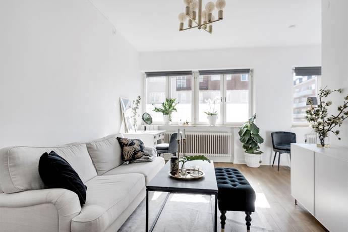 Bild: 1 rum bostadsrätt på Klockaregatan 2A, Helsingborgs kommun Eneborg