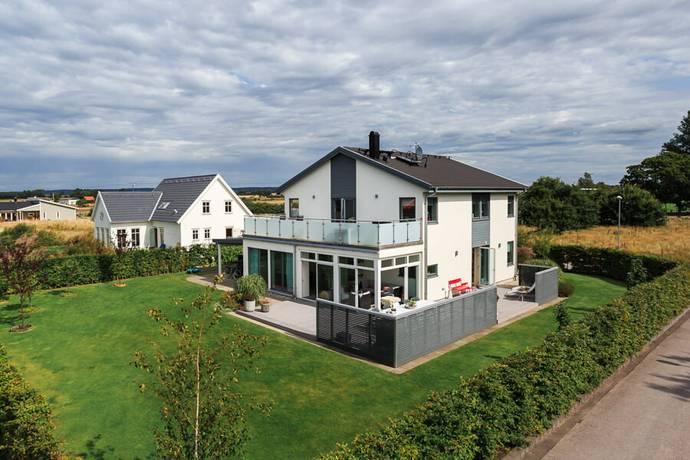 Bild: 8 rum villa på Tranbärsvägen 18, Ängelholms kommun Vejbystrand