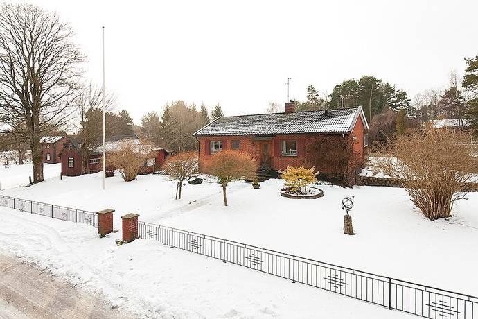 Bild: 6 rum villa på Yxnebergavägen 3, Kalmar kommun Hagby