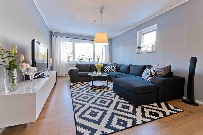 Bild: 3,5 rum bostadsrätt på Jakobsgatan 26B, Nybro kommun Paradiset