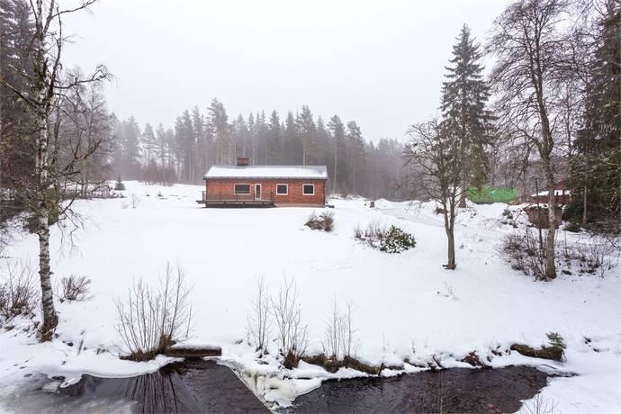 Bild: 5 rum gård/skog på Kyrkogårdsgatan 46 samt 50, Ljusnarsbergs kommun
