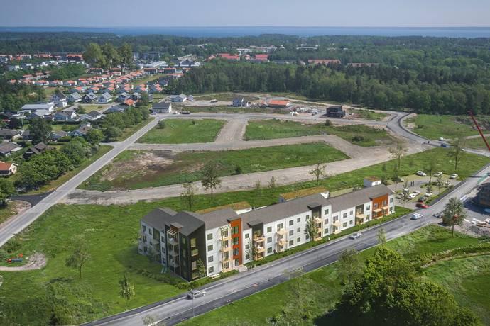 Bild: 3 rum bostadsrätt på Kaptenen på Karlssons äng, Kalmar kommun Karlssons Äng