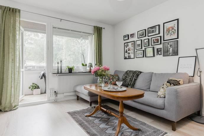 Bild: 1 rum bostadsrätt på Mörbylund 17, 1tr, Danderyds kommun Danderyd
