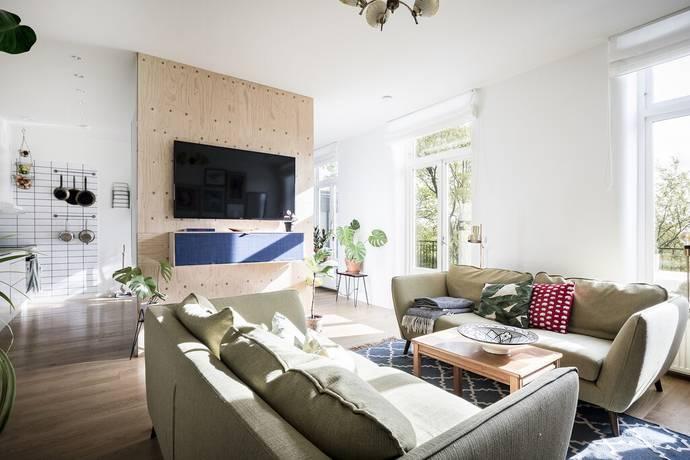 Bild: 3 rum bostadsrätt på Nybodaringen 37, Stockholms kommun Liljeholmen Nybodahöjden