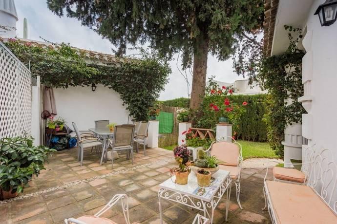 Bild: 4 rum villa på CALAHONDA-MYSIG VILLA MED PRIVAT POOL OCH TRÄDGÅRD, Spanien Mijas Costa