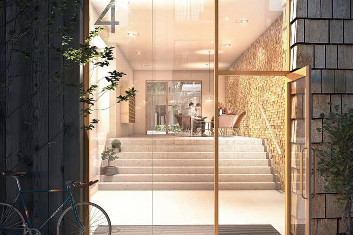 Bild: 3 rum bostadsrätt på Termikgatan 13 A, Örebro kommun Södra Ladugårdsängen