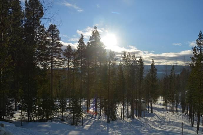 Bild: tomt på Björnrike Blästerstigen 13, Härjedalens kommun Björnrike