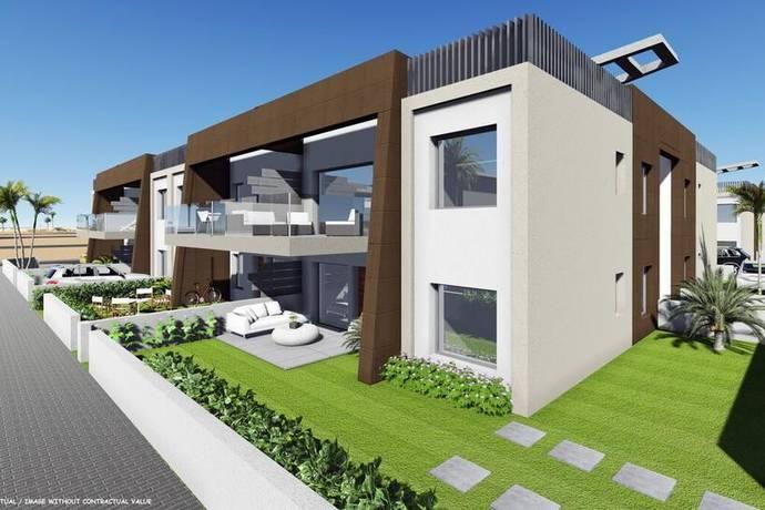 Bild: 4 rum bostadsrätt på Playa Elisa, Orihuela Costa, Spanien