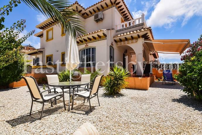 Bild: 3 rum radhus på Charmigt radhus!, Spanien Cabo Roig | Torrevieja