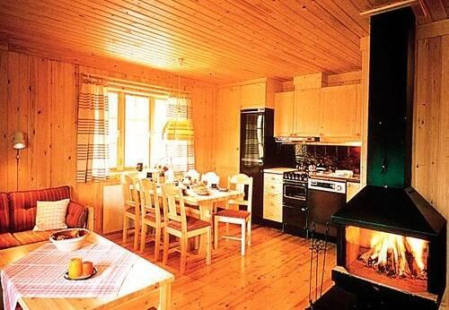 Bild: 4 rum fritidshus på Rörosvägen 164. V2, Härjedalens kommun Fjällkällan