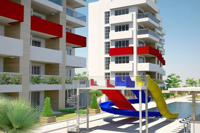 Bild: bostadsrätt på Kestel Kasapoglu Apartments id 1844, Turkiet Kestel