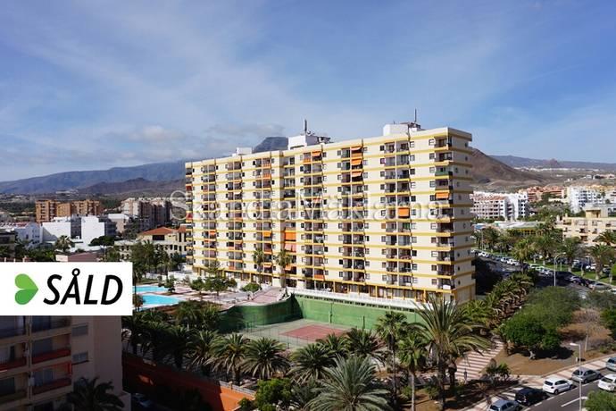 Bild: 3 rum bostadsrätt på Ljus lägenhet med havsutsikt, Spanien Teneriffa - Los Cristianos