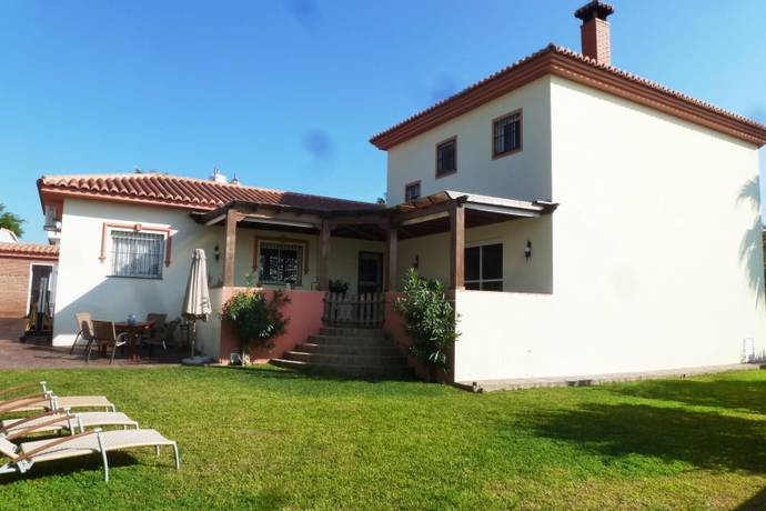 Bild: 4 rum villa på Villa, Mijas - Costa del Sol , ES, Spanien Cerros del Aguila