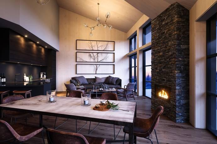 Bild: 3 rum bostadsrätt på 303 Lodge, Malung-Sälens kommun Sälen - Lindvallen