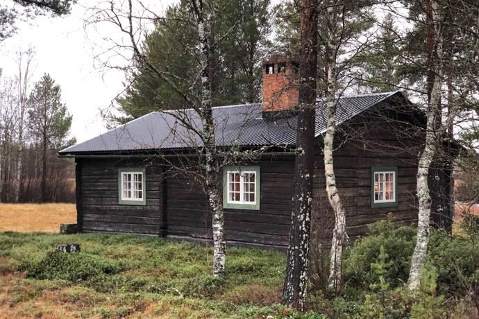 Bild: 2 rum gård/skog på Vemdalsvägen 55, Härjedalens kommun