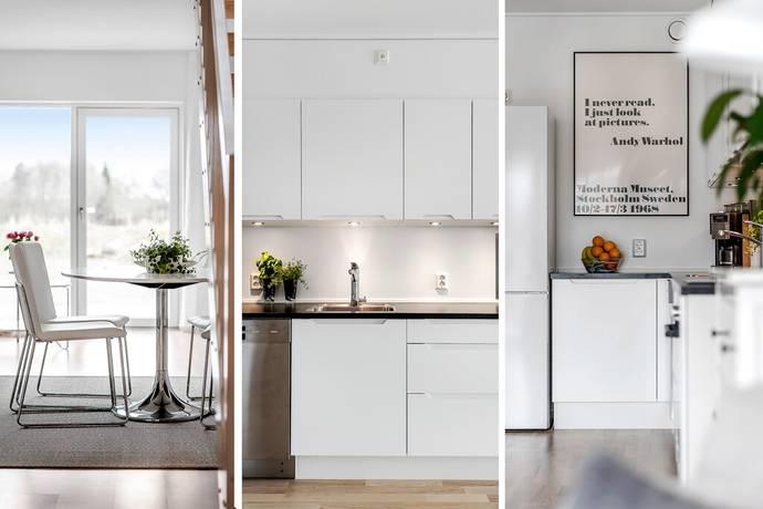 Bild: 4 rum radhus på Björnövägen lgh. A 21, Norrtälje kommun Björnö