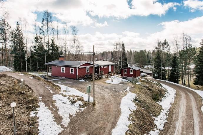 Bild: 4 rum villa på Österängarna 413, Karlstads kommun