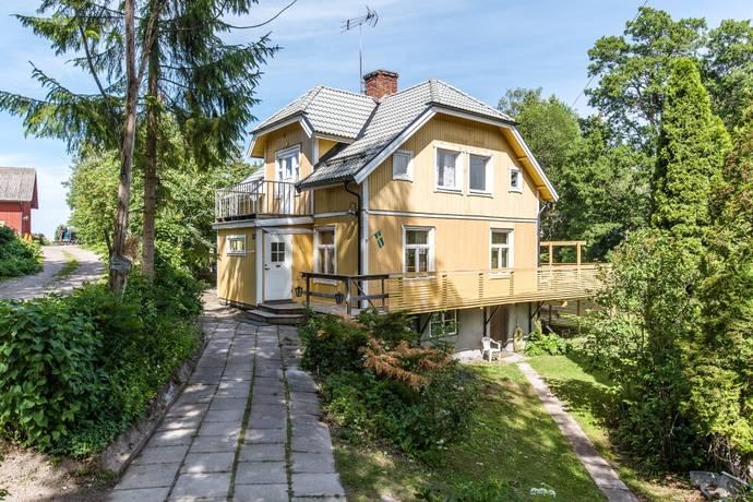 Bild: 5 rum villa på Väster-Ensta Kvarn, Tierps kommun Tierp