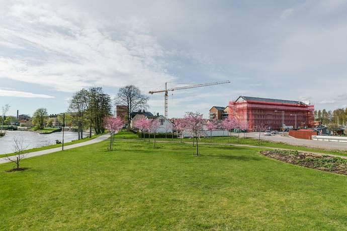 Bild: 2 rum bostadsrätt på Södra Grev Rosengatan 60 B, Örebro kommun Slussen