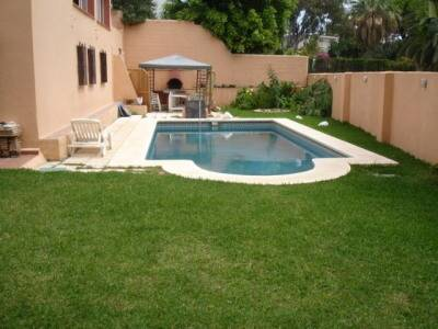 Bild: 4 rum villa på Villa, Marbella - Elviria  - Costa del Sol, ES, Spanien Elviria