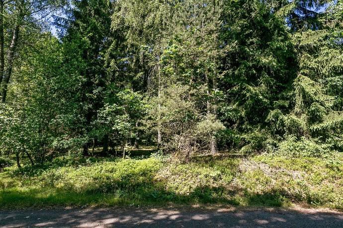 Bild: tomt på Rotevägen 2, Hässleholms kommun Västra Torup