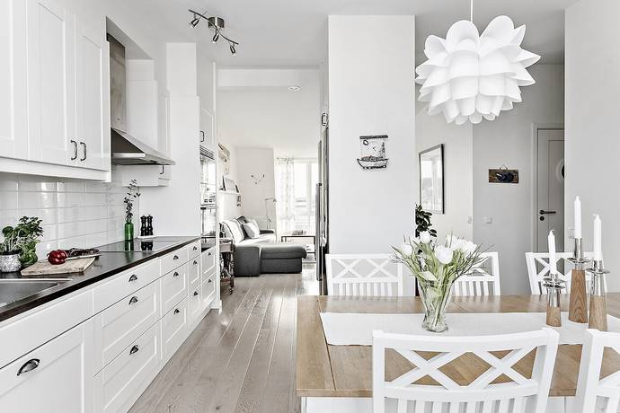 Bild: 3 rum bostadsrätt på Parkgatan 14, Kungsbacka kommun Kungsbacka Centralt