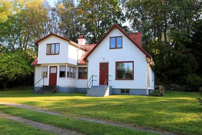 Bild: 7 rum fritidshus på Ängaholmen Djupadal 1, Älmhults kommun Sköldsbygd