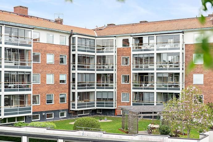 Bild: 2,5 rum bostadsrätt på Köpmansgatan 8 A, Laholms kommun Laholm