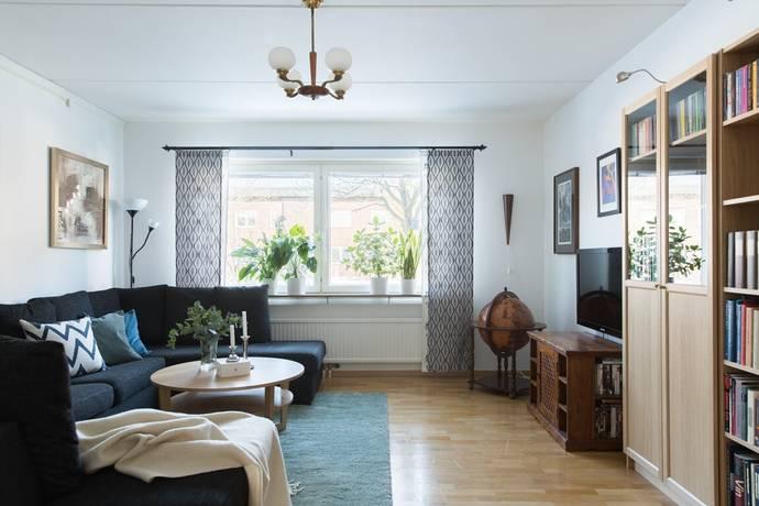 Bild: 4 rum bostadsrätt på Musikantvägen 22A, Lunds kommun Östra Torn