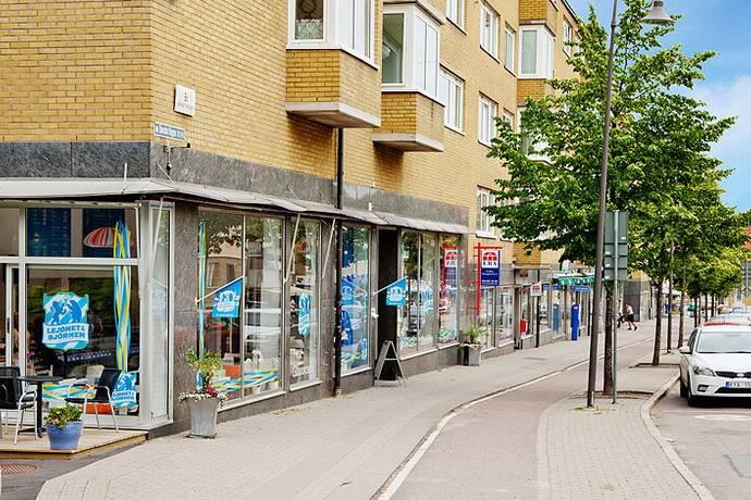 Bild: 1 rum bostadsrätt på Liedstrandsgatan 10, Göteborgs kommun Lunden