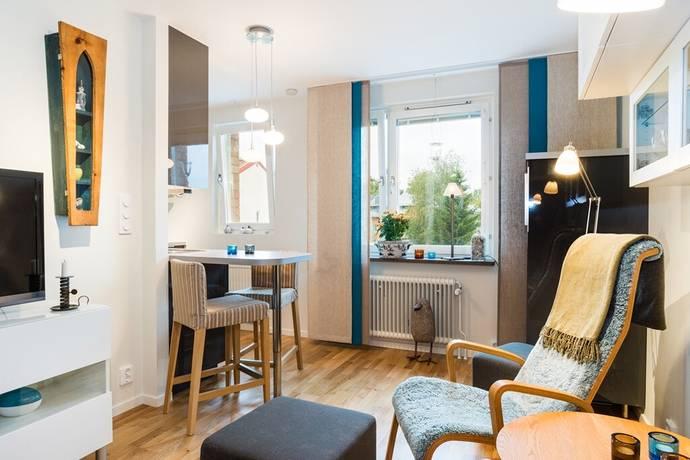 Bild: 1 rum bostadsrätt på Sågaregatan 4A, Nyköpings kommun Centralt Väster
