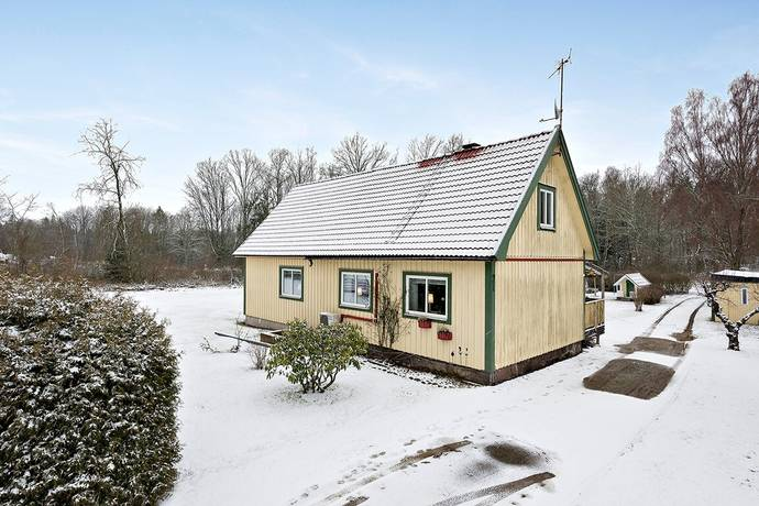Bild: 5 rum villa på Stora Silpingevägen 21, Ronneby kommun