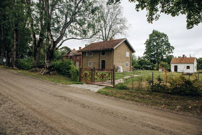 Bild: 7 rum gård/skog på Munkerud 418, Askersunds kommun Närkes Berg