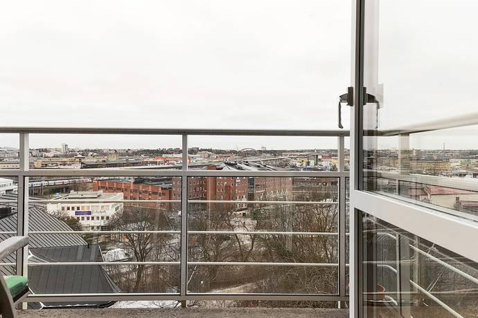 Bild: 3 rum bostadsrätt på Hildebergsvägen 16, 4 tr, Stockholms kommun Liljeholmen
