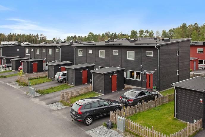 Bild: 4 rum radhus på Näverlavsvägen 36, Södertälje kommun