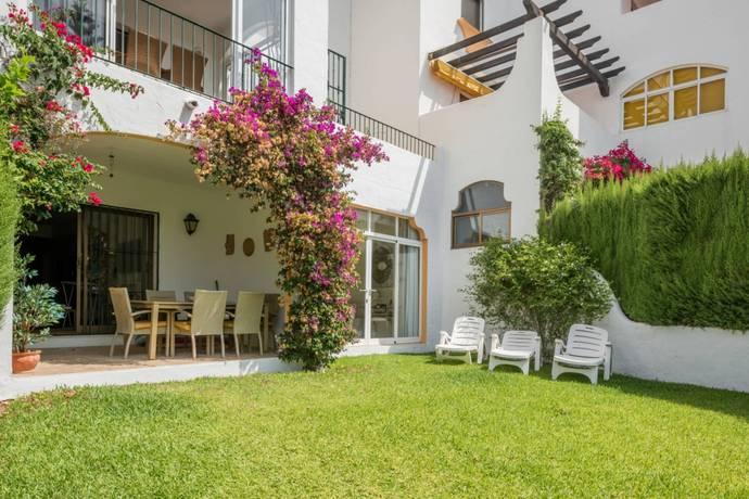 Bild: 4 rum bostadsrätt på Costa del Sol, Nueva Andalucia, Spanien