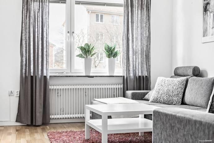 Bild: 2 rum bostadsrätt på Brunnsgatan 51A, Gävle kommun Söder