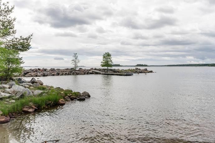 Bild: tomt, Robertsfors kommun Vitnäsudden