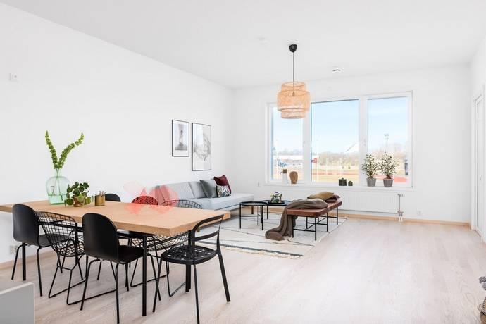 Bild: 3 rum bostadsrätt på Kunskapslänken 72 (B1406), Linköpings kommun Vallastaden