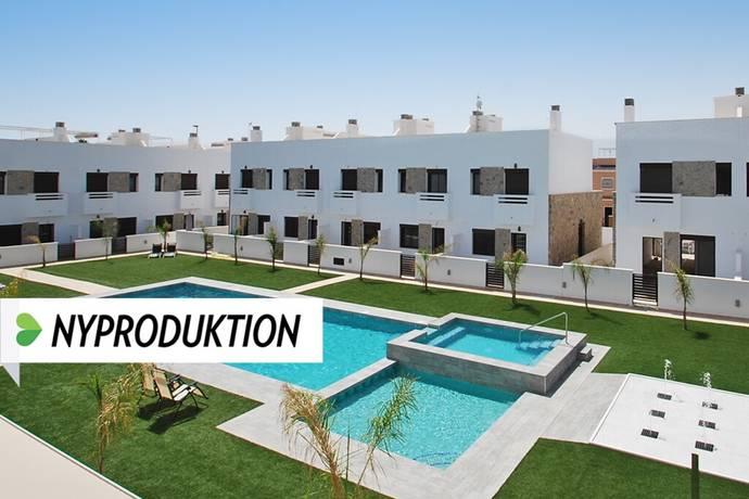Bild: 3 rum bostadsrätt på Lägenheter med takterrass  - Porto Marina III, Spanien Torrevieja Söder - Torre de la Horadada