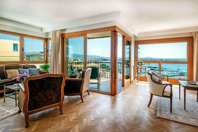 Bild: 4 rum bostadsrätt på Porto Pi, Mallorca, Spanien La Bonanova