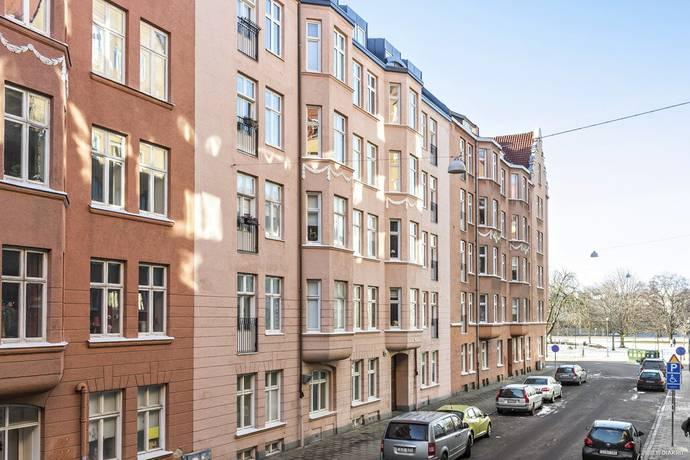 Bild: 4 rum bostadsrätt på Klostergatan 6, Malmö kommun Triangeln