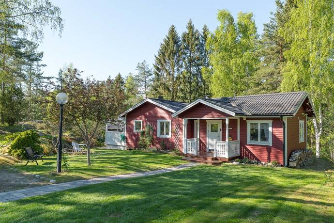Bild: 3 rum fritidshus på Renspåret 14, Nyköpings kommun Kisäng