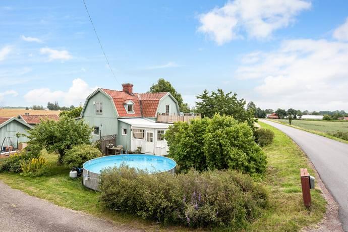 Bild: 5 rum villa på Sverkerstigen 4, Ödeshögs kommun Hästholmen