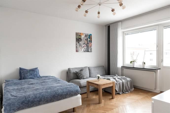 Bild: 1 rum bostadsrätt på TESSINGATAN 5A, Västerås kommun City